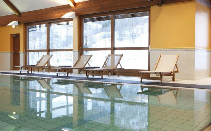 Club Med Serre-Chevalier, Pool