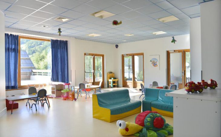 Club Med Serre-Chevalier, Kids Area 2