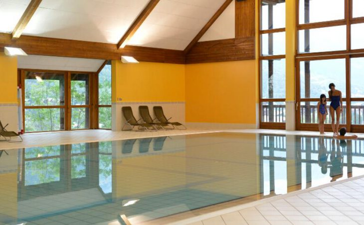Club Med Serre-Chevalier, Pool 2