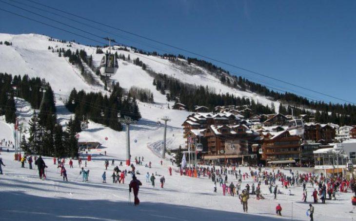 Courchevel Ski Resort 2