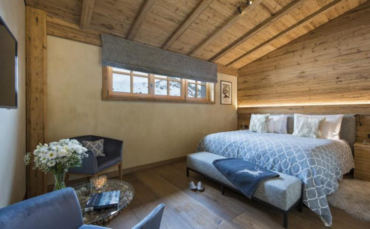 Crux Penthouse, St Christoph, Double Bedroom 3