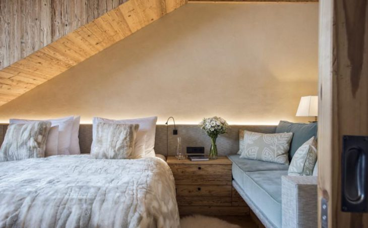 Crux Penthouse, St Christoph, Double Bedroom