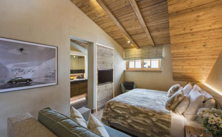 Crux Penthouse, St Christoph, Double Bedroom 2