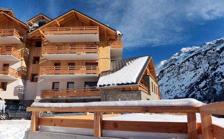 Le Crystal Blanc Residence in Alpe d'Huez , France image 3