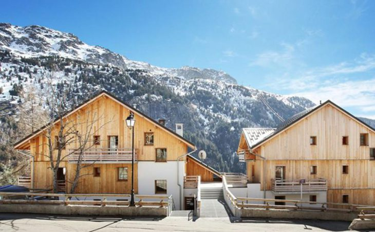 Le Crystal Blanc Residence in Alpe d'Huez , France image 2