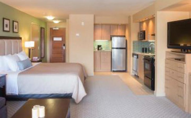 Crystal Lodge, Whistler, Double Room