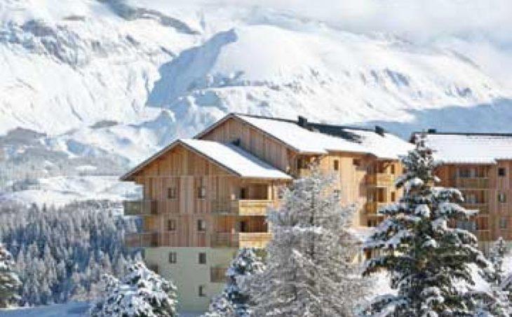 Ski Residence Les Chaumettes in Superdevoluy , France image 1