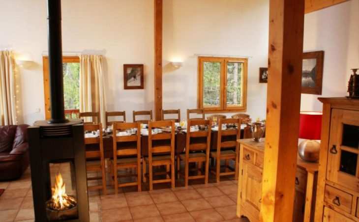 Chalet Dame Blanche in La Tania , France image 3