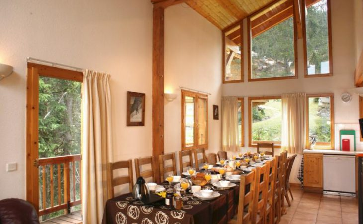 Chalet Dame Blanche in La Tania , France image 4