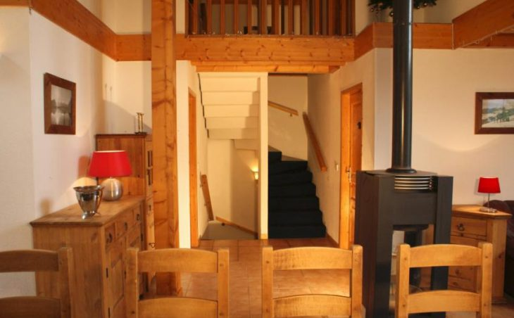 Chalet Dame Blanche in La Tania , France image 2