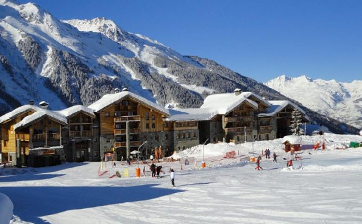 Ste-Foy-Tarentaise in mig images , France image 1