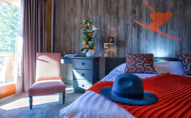 Hotel Courcheneige, Courchevel 1850, Bedroom 2