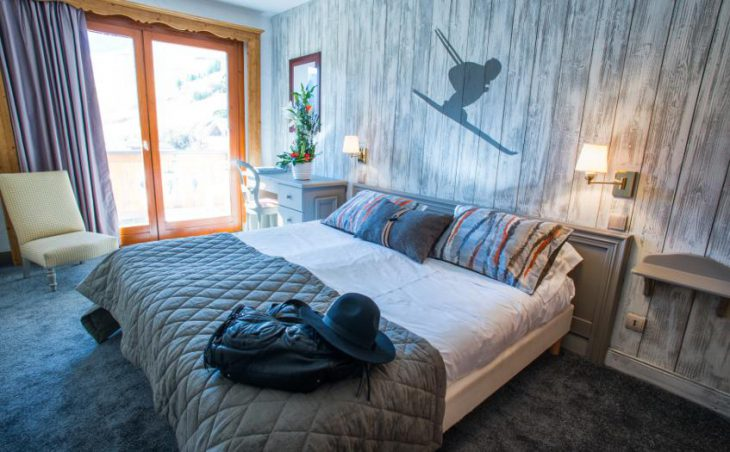 Hotel Courcheneige, Courchevel 1850, Bedroom 3