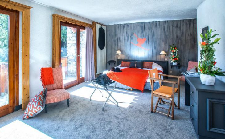 Hotel Courcheneige, Courchevel 1850, Bedroom 4