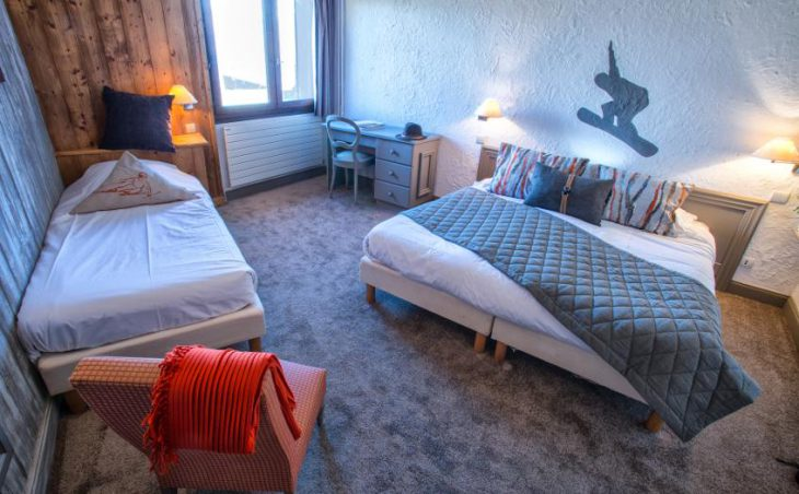 Hotel Courcheneige, Courchevel 1850, Bedroom 7