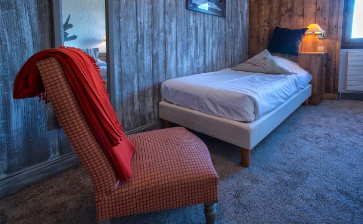 Hotel Courcheneige, Courchevel 1850, Bedroom 8