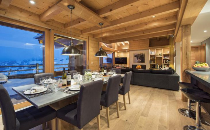Chalet Rock in Verbier , Switzerland image 3