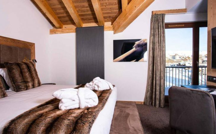 Daria-I Nor, Alpe d'Huez, Double Bedroom