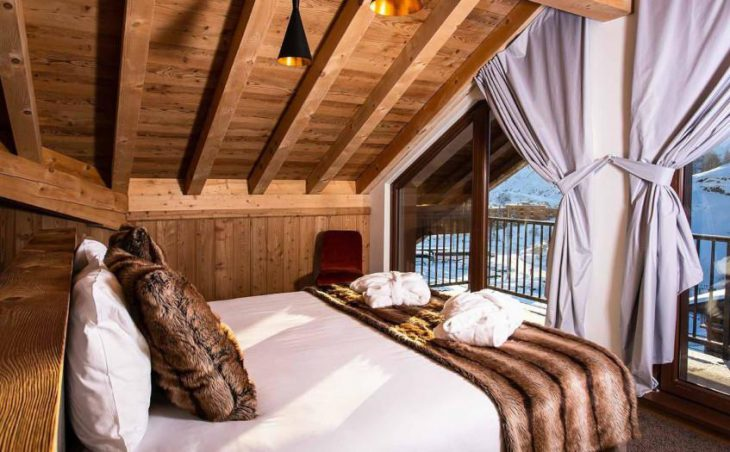 Daria-I Nor, Alpe d'Huez, Double Bed