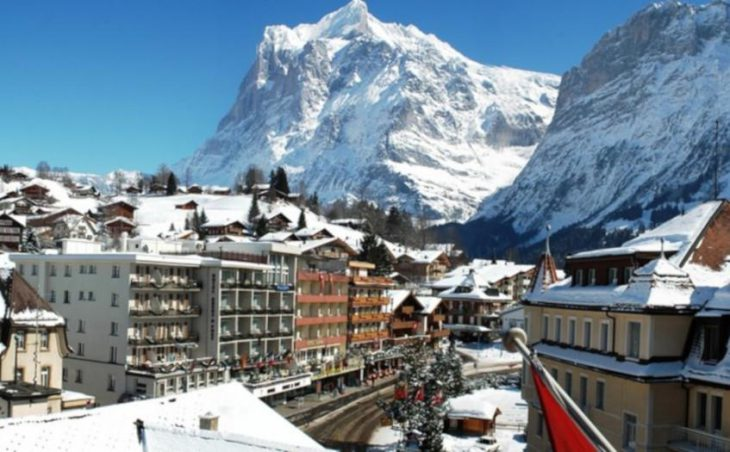 Derby Swiss Quality Hotel, Grindelwald, Town