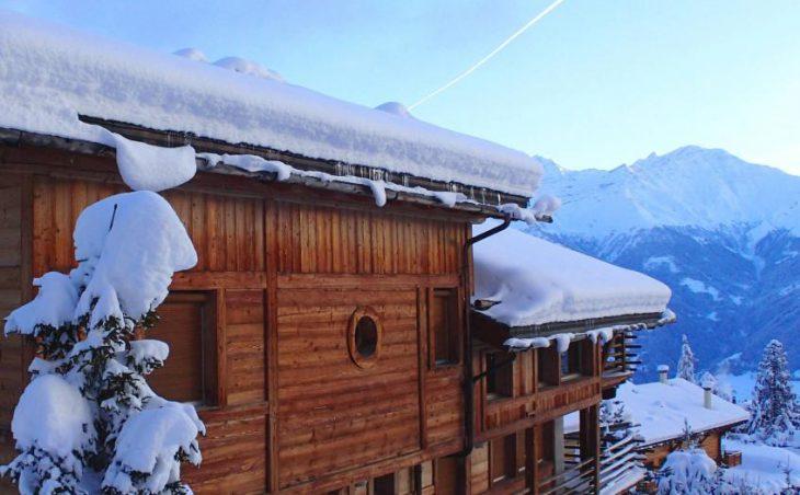 Chalet Entre Ciel et Terre in Verbier , Switzerland image 12