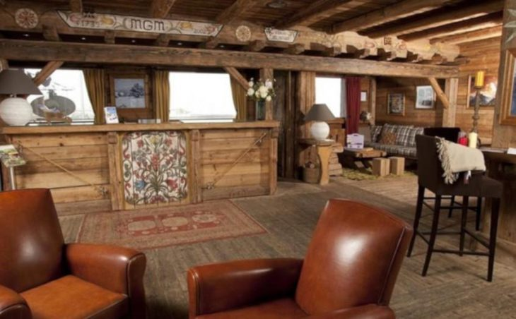 L'Ecrin des Neiges Residence, Tignes, Lobby