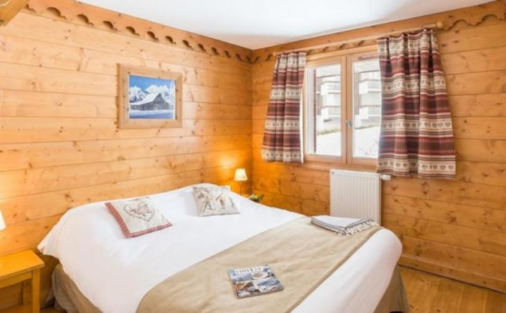 L'Ecrin des Neiges Residence, Tignes, Double Bedroom
