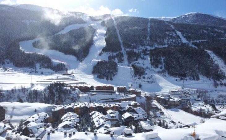 El Tarter Ski Resort Andorra