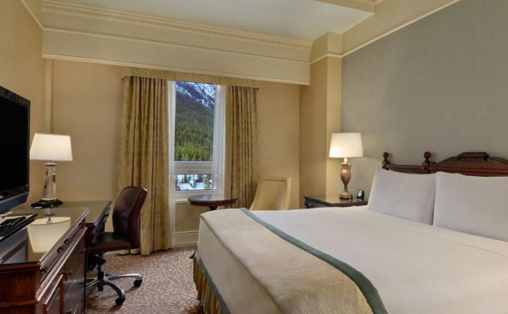 The Fairmont Banff Springs, Banff, Double Bedroom 2