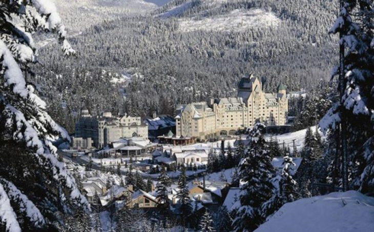 Hotel Fairmont Chateau Whistler in Whistler , Canada image 3