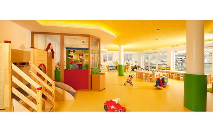 Active & Spa Resort Alpenpark, Seefeld, Play Room