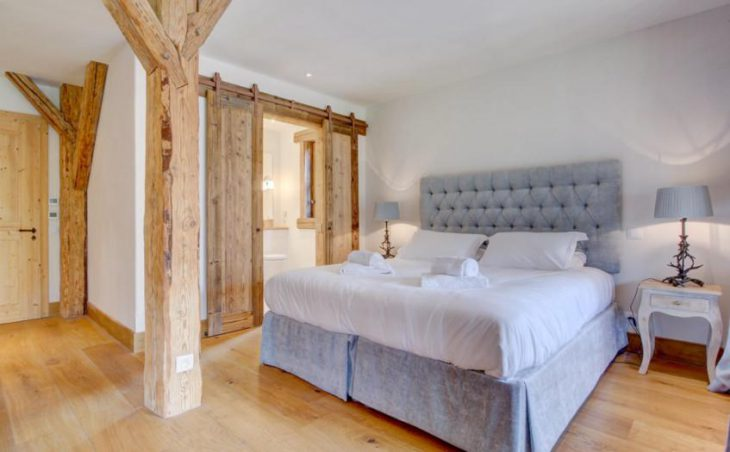 Ferme St Christophe, Samoens, Twin Room