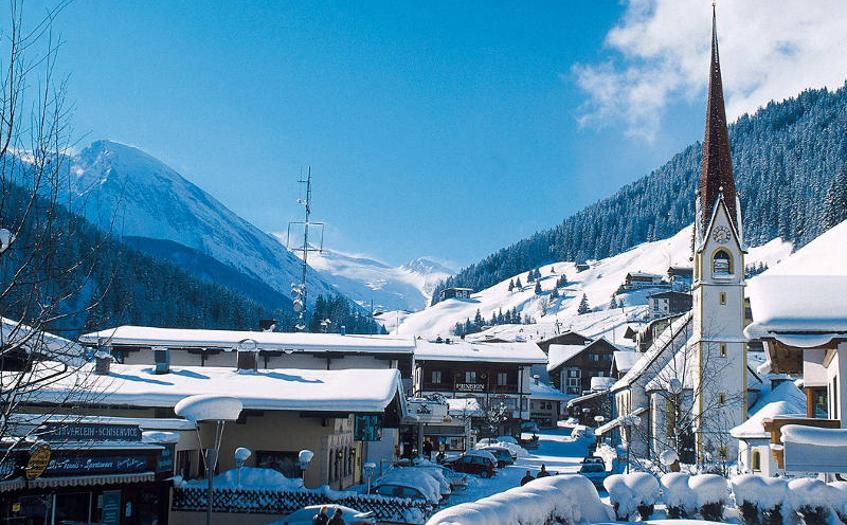 Ski Holidays Finkenberg