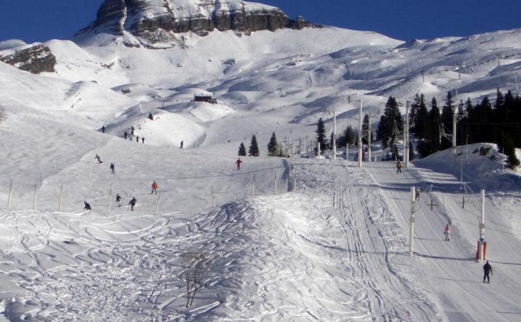 Flaine in mig images , France image 2