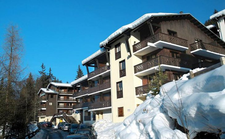 Le Front de Neige Residence in Les Carroz , France image 1