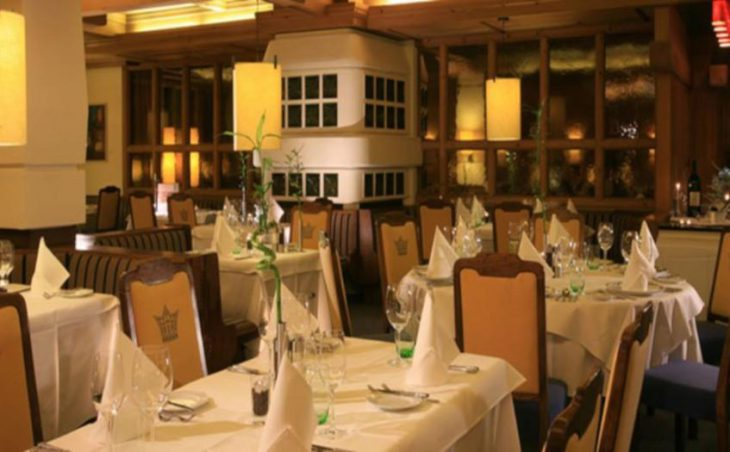 Gardenhotel Theresia, Hinterglemm, Dining Area