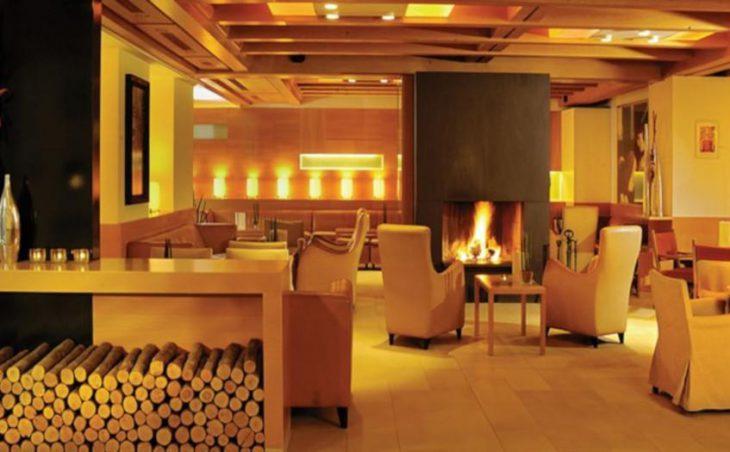 Gardenhotel Theresia, Hinterglemm, Lounge Area