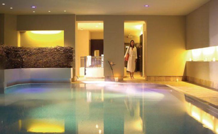 Gardenhotel Theresia, Hinterglemm, Pool