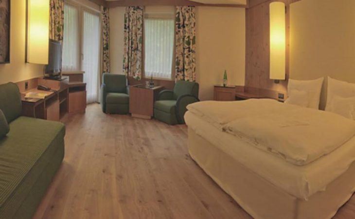 Gardenhotel Theresia, Hinterglemm, Bedroom