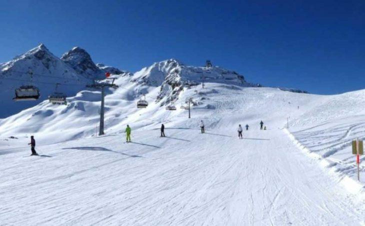 Gaschurn Ski Resort, Austria