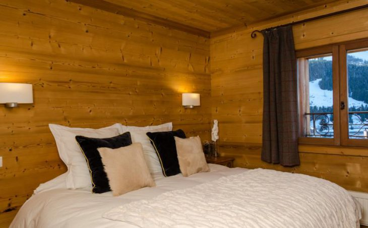 Golden Eagle, Courchevel, Bedroom