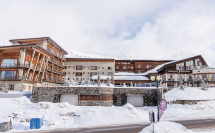 Grand Hotel Paradiso in Passo Tonale , Italy image 1