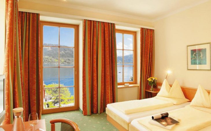 Grand Hotel, Zell am See, Twin Bedroom