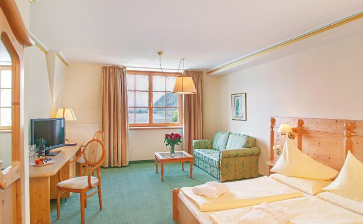 Grand Hotel, Zell am See, Double Bedroom