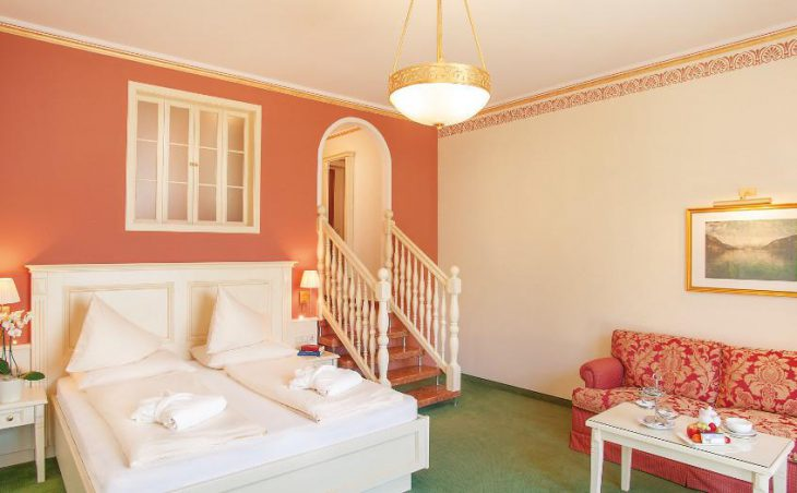 Grand Hotel, Zell am See, Double Bedroom 2