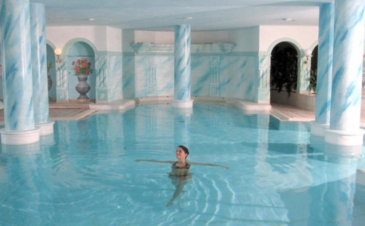 Grand Hotel, Zell am See, Swimming Pool