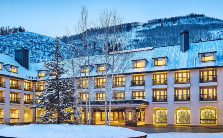 Grand Hyatt Vail - West Vail, Vail, United states. External