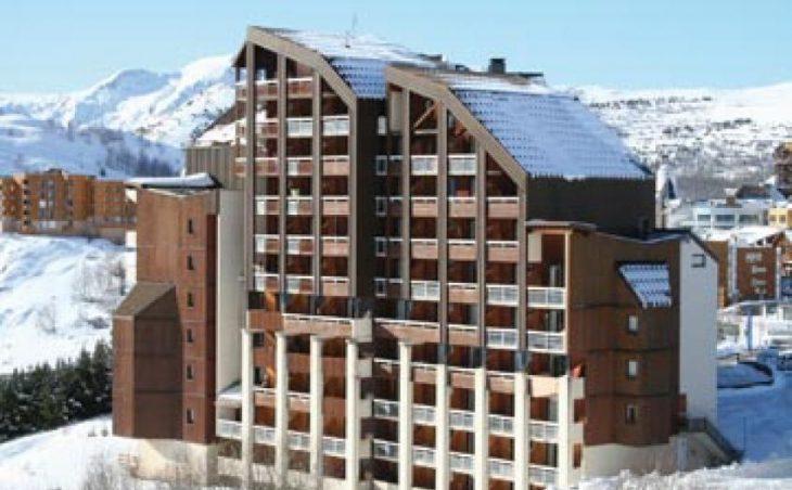 Residence L'Ecrin d'Huez in Alpe d'Huez , France image 1
