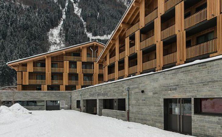 Hotel Heliopic in Chamonix , France image 2