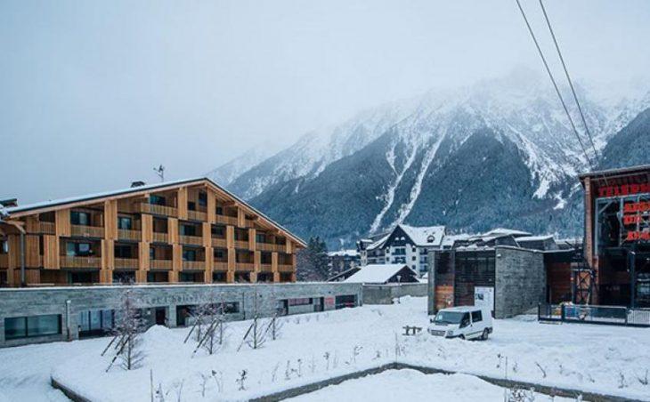 Hotel Heliopic in Chamonix , France image 1